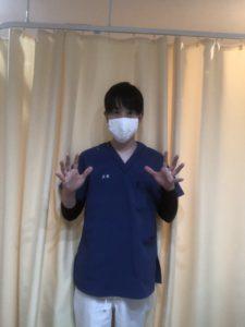 マスクの荻埜